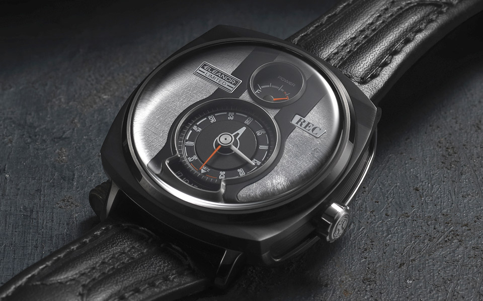 REC Watches P-51 Eleanor