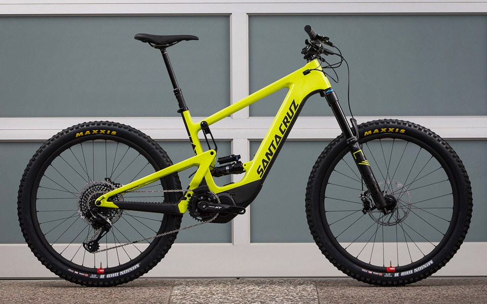 Santa Cruz Heckler e-Mountain bike