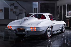 1963 Chevrolet Corvette Custom Split-Window Coupe