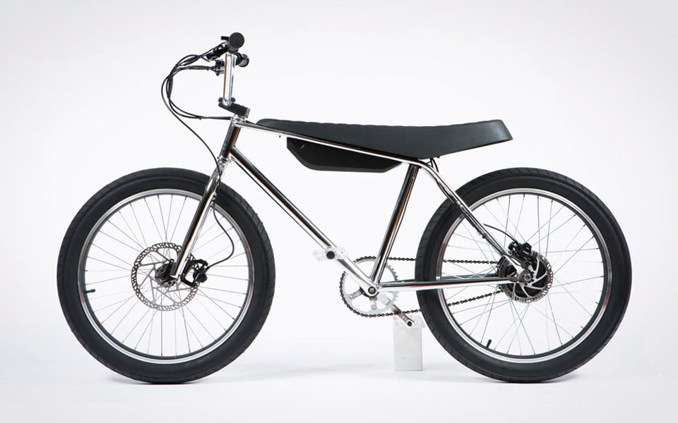 Zooz Urban Ultralight elcykel
