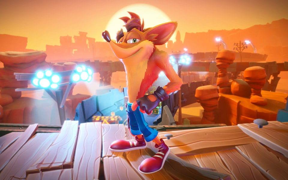 "Første trailer til ""Crash Bandicoot 4: It's About Time"" er fed nostalgi"
