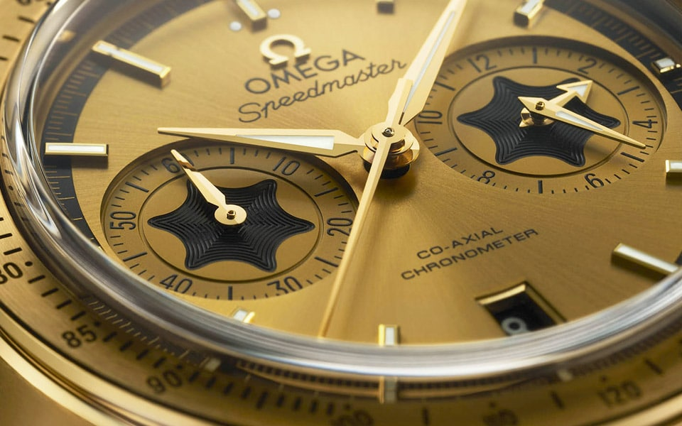 Omega Speedmaster Rory McIlroy Special Edition