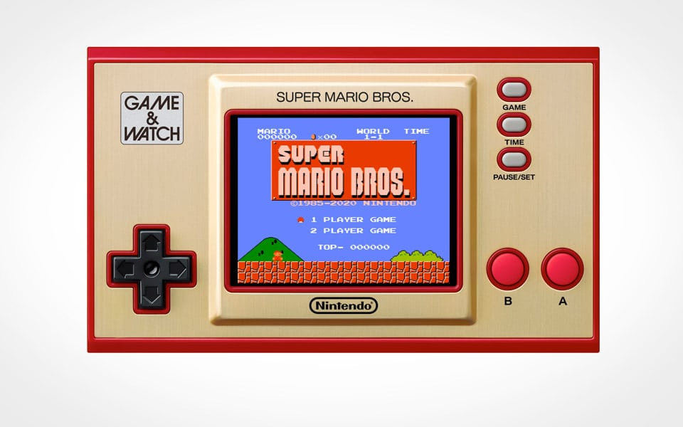 Nintendo Game & Watch: Super Mario Bros.