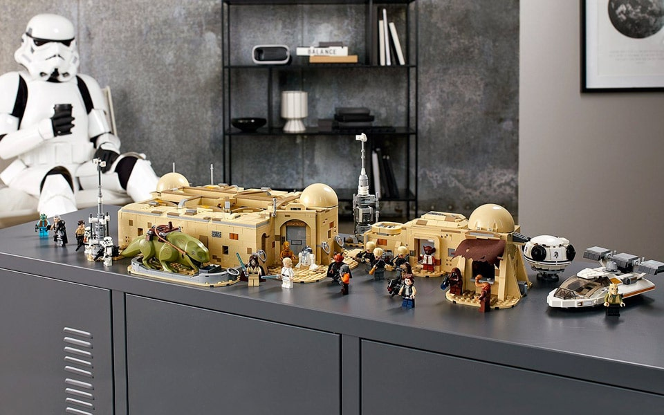 LEGO Star Wars Mos Eisleys Cantina