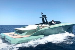SAY Carbon 42 Yacht