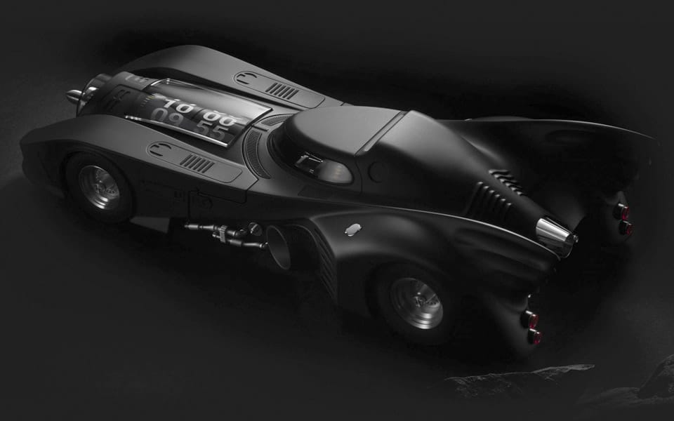 Kross Studio x 1989 Batmobile