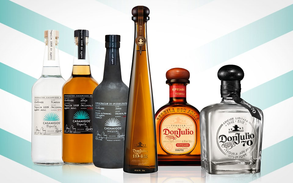 Online Tequila Smagning