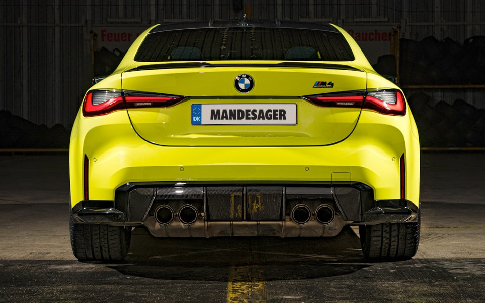 BMW M3 og M4 Competition