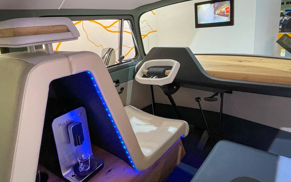 Continental AMBIENC3 Concept